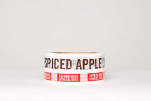 Spiced Apple Tape