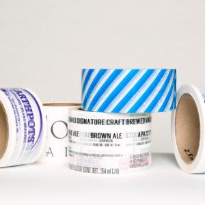 Polypropylene Tape - Hot Melt Adhesive